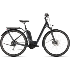 Cube Touring Hybrid 400 Easy Entry Iridium'n'Black